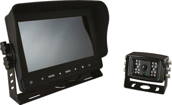 "AHD-CKIT-1080P : 7"" 1080p AHD Camera Kit"