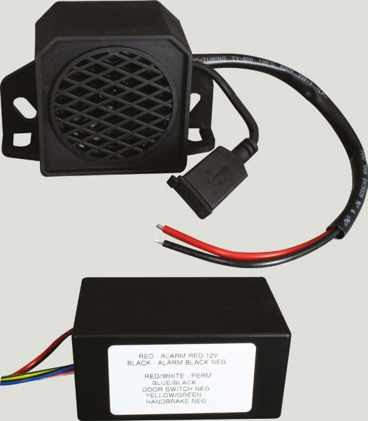 ALM-HBR-V2 : Handbrake Warning Alarm