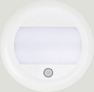 13026WM-PIR : PIR Motion Sense Interior LED Light