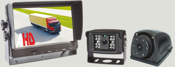 "7"" AHD Rear & Side Camera Kit"