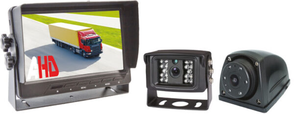 "7"" AHD Rear & Side Camera Kit"