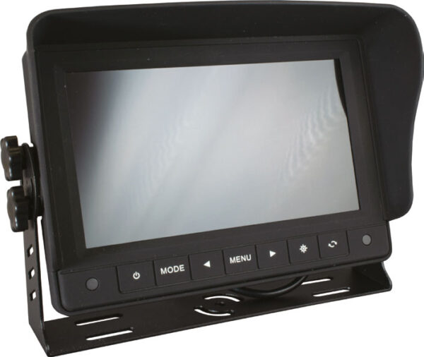 "7"" AHD 1080p Dash Mount Monitor"