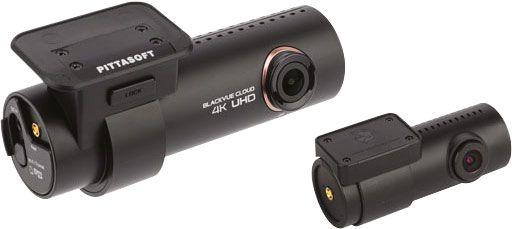 Forward 4k Camera and Rear Facing Camera