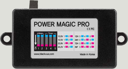 BLACKVUE-POWERMAGIC-PRO : BlackVue Power Magic Pro