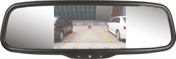 "5"" Mirror Monitor Clip On"