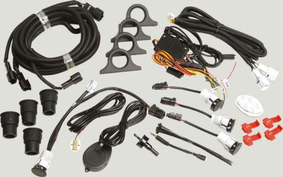 4 Sensor Side Proximity Sensor System