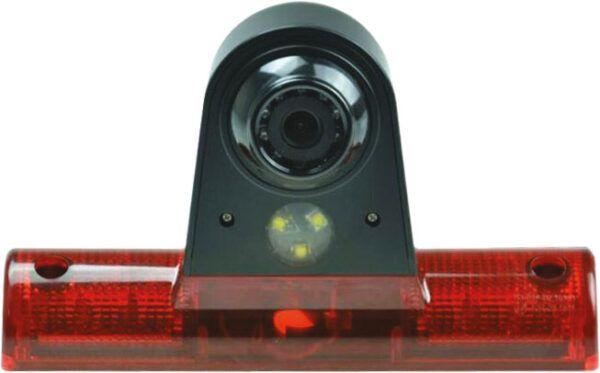 Universal Brake Light Camera with Built in Door Light