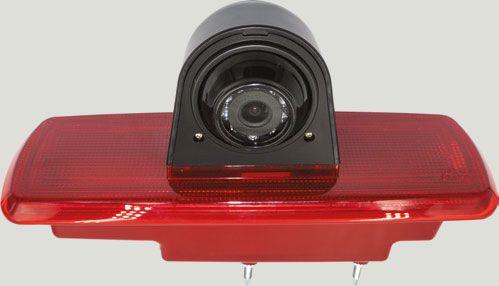Vauxhall Vivaro, Renault Trafic Brake Light Camera