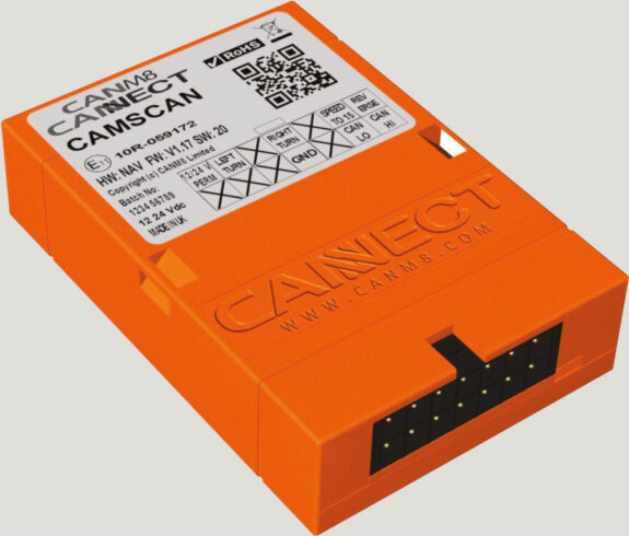 CANM8-SCAN : CAN Bus Interface