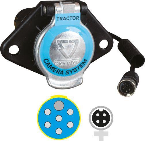 Socket for Single Camera