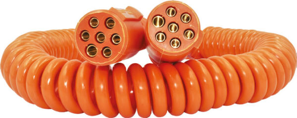 Orange with Inverted 24N Connectors