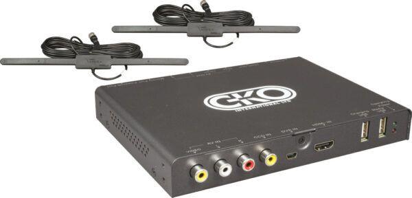 DVBT-T2 TV Tuner with Antenna