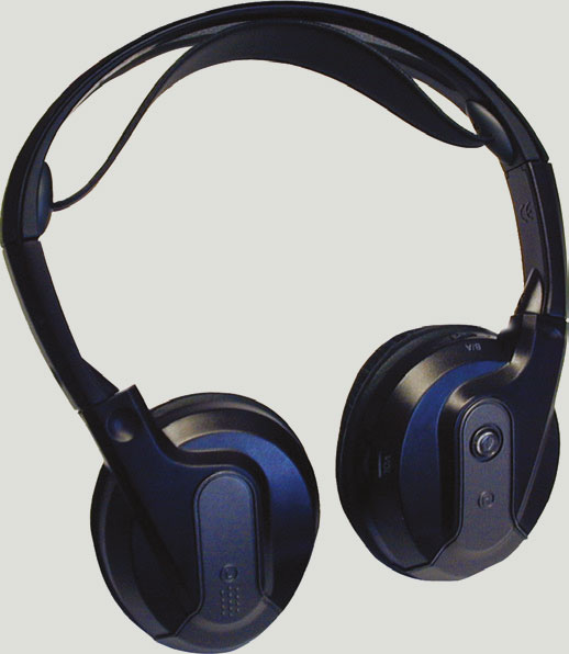 ROSEN-AC3640 : Fold Flat Design Headphones