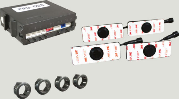 Advanced Intelligence Dynamic Detection Parking Sensors