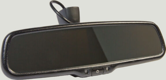 """4.3"""" Mirror Monitor with Stalk"""