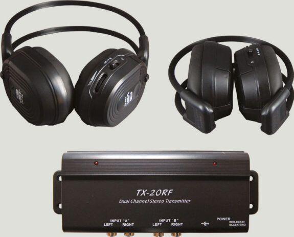 VST-VHP-KIT : RF Headphone Kit