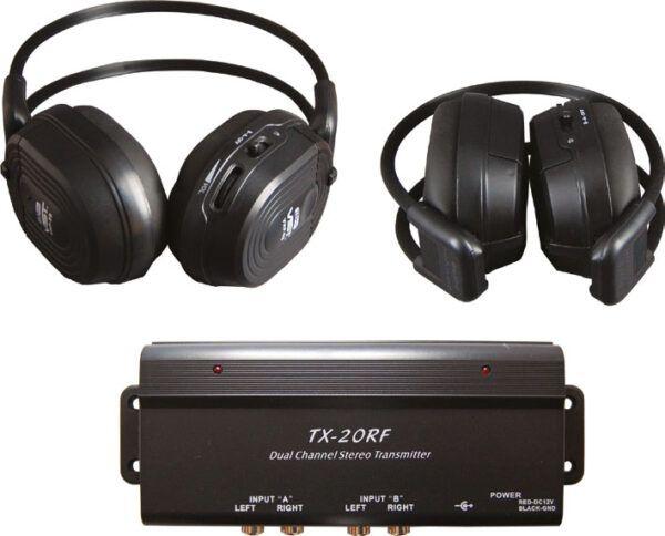 RF Headphone Kit