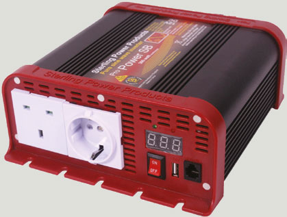12 Volt Pure Sine Wave Inverters