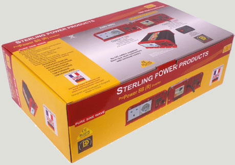 24 Volt Pure Sine Wave Inverters