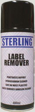 Label Remover, Aerosol/Spray (400ml)