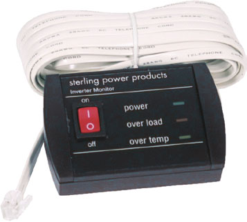 Remote Control and Display Panel